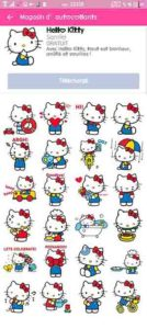 Stickers De Hello Kitty Para Whatsapp.How To Install Hello Kitty Stickers For Facebook And