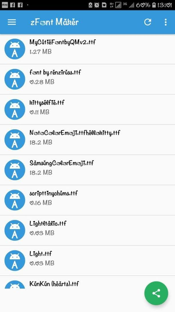 How to install a custom font on any Samsung phone ? – Ladypinkilicious